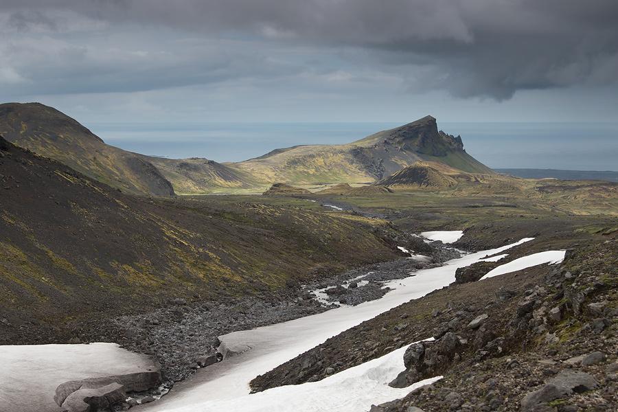 Landschap-IJsland