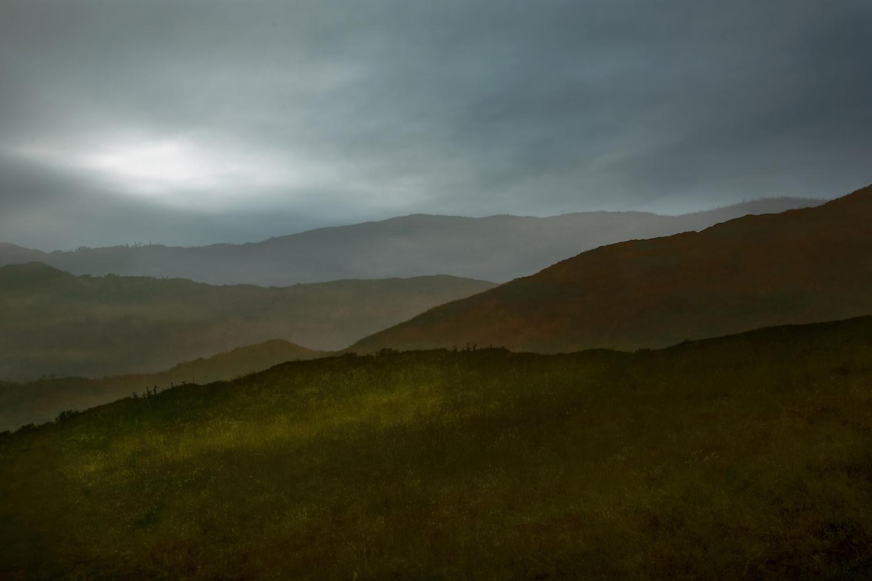 Berglandschap...