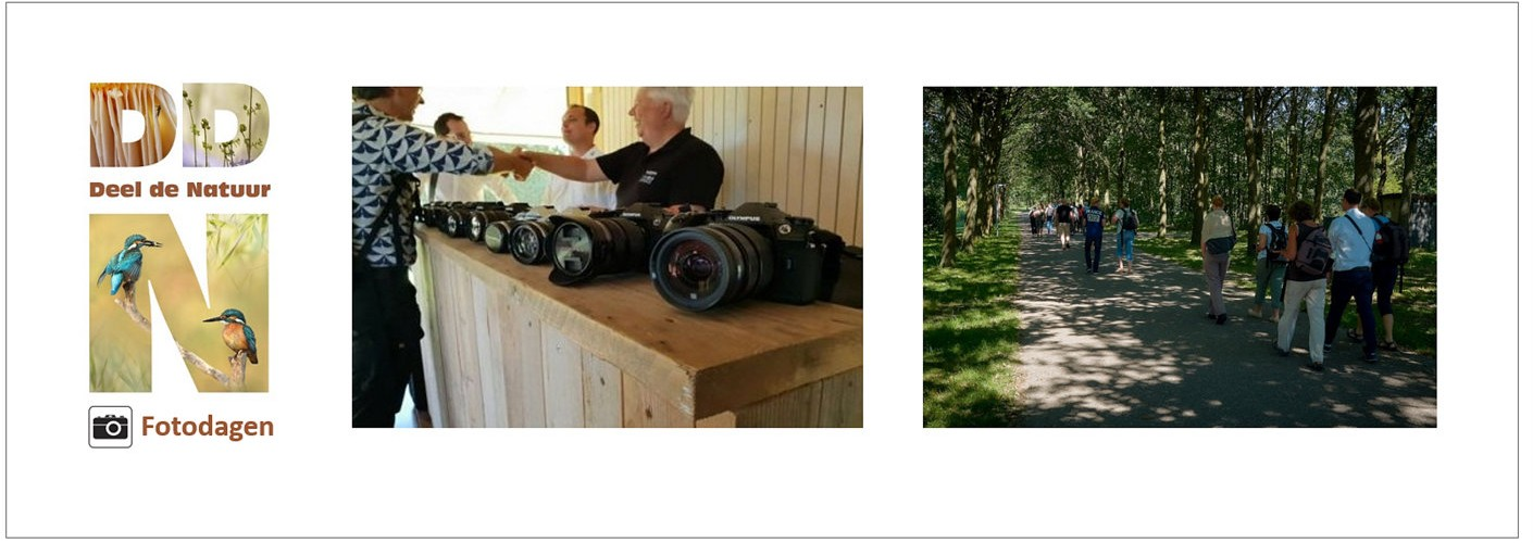 Verslag fotodag Natuurpark Lelystad DDN-Olympus