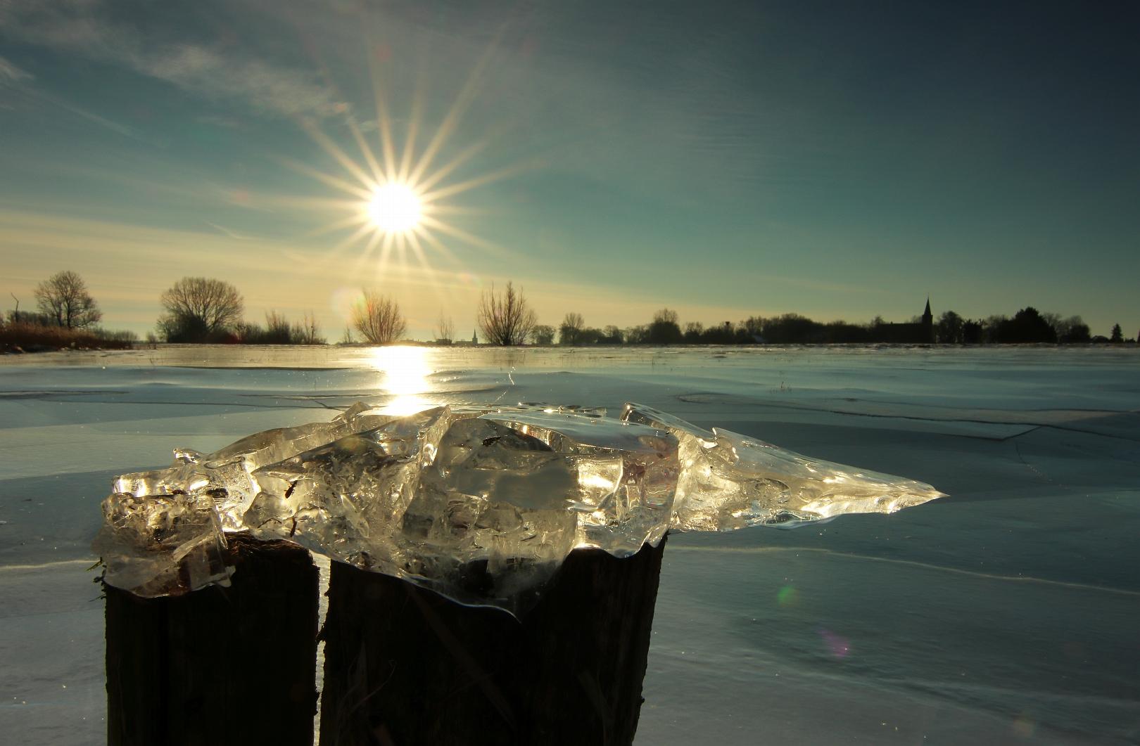 ijsklomp