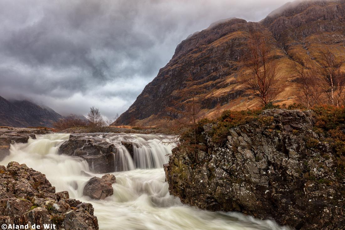 Clachaig-waterfall-1