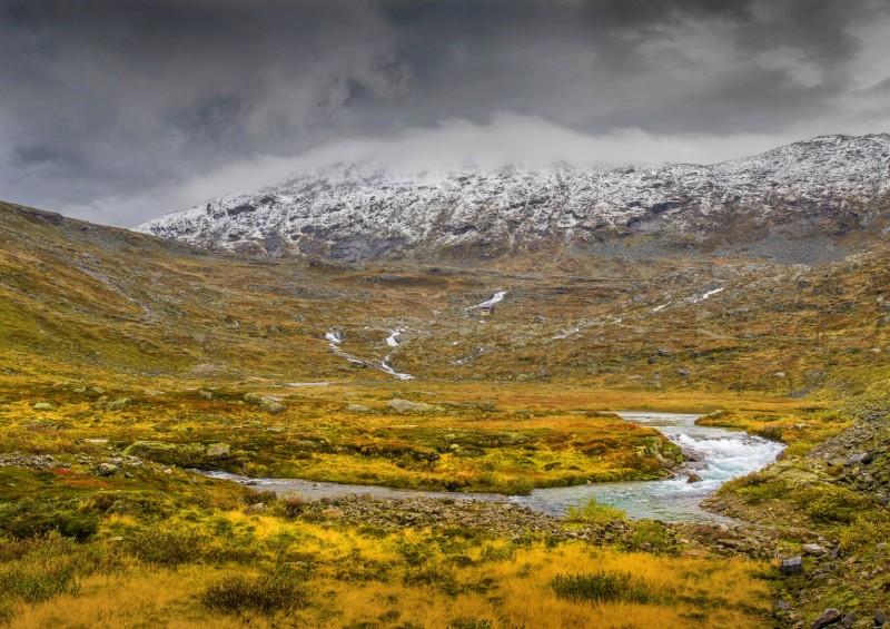 Herfst in Noorwegen