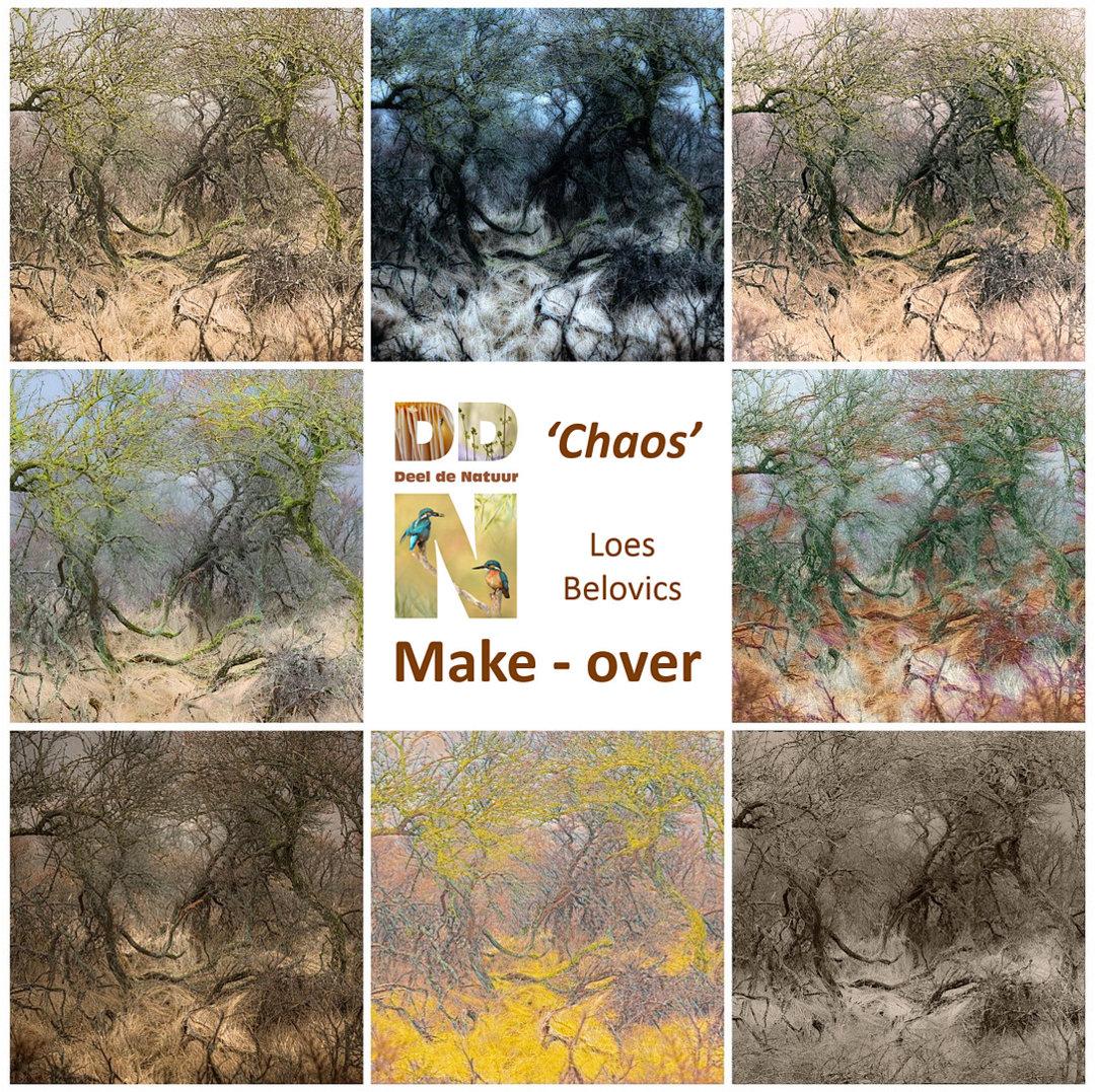 Make-over Chaos Spotlight en FB