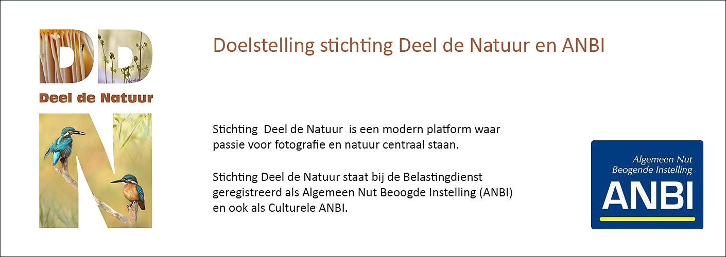 Doelstelling Stichting Deel de Natuur en ANBI