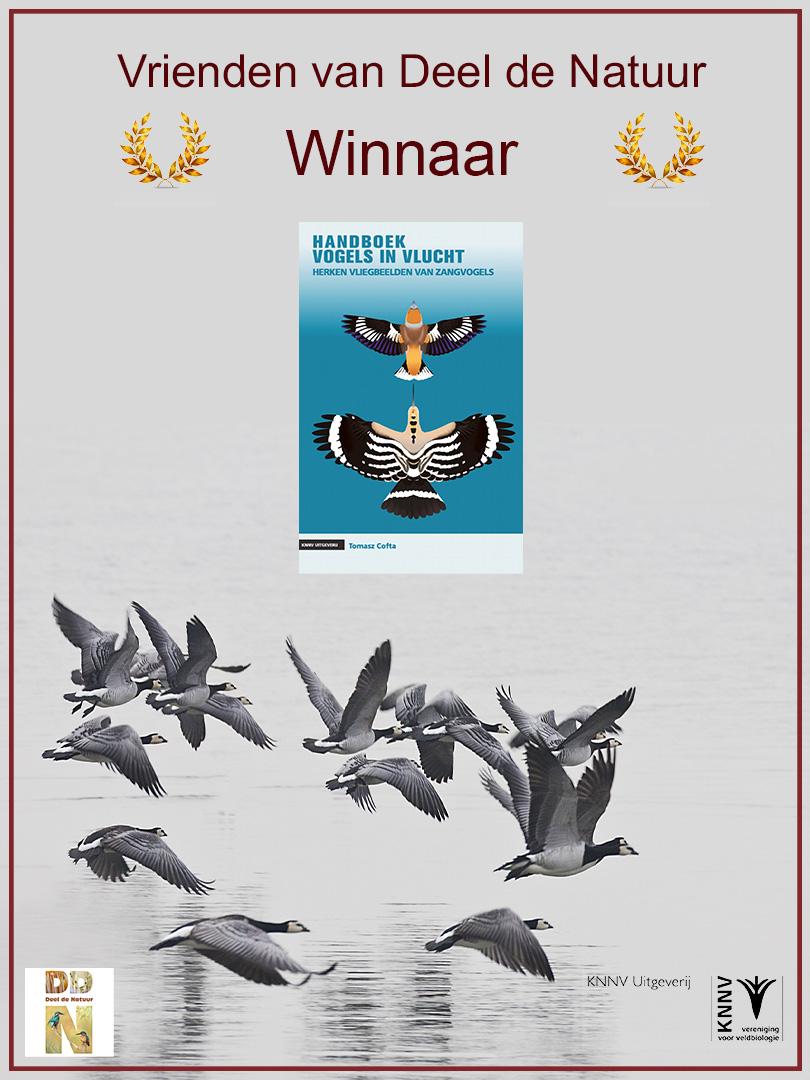 DDN Spotlight KNNV winnaar vogels in de vlucht