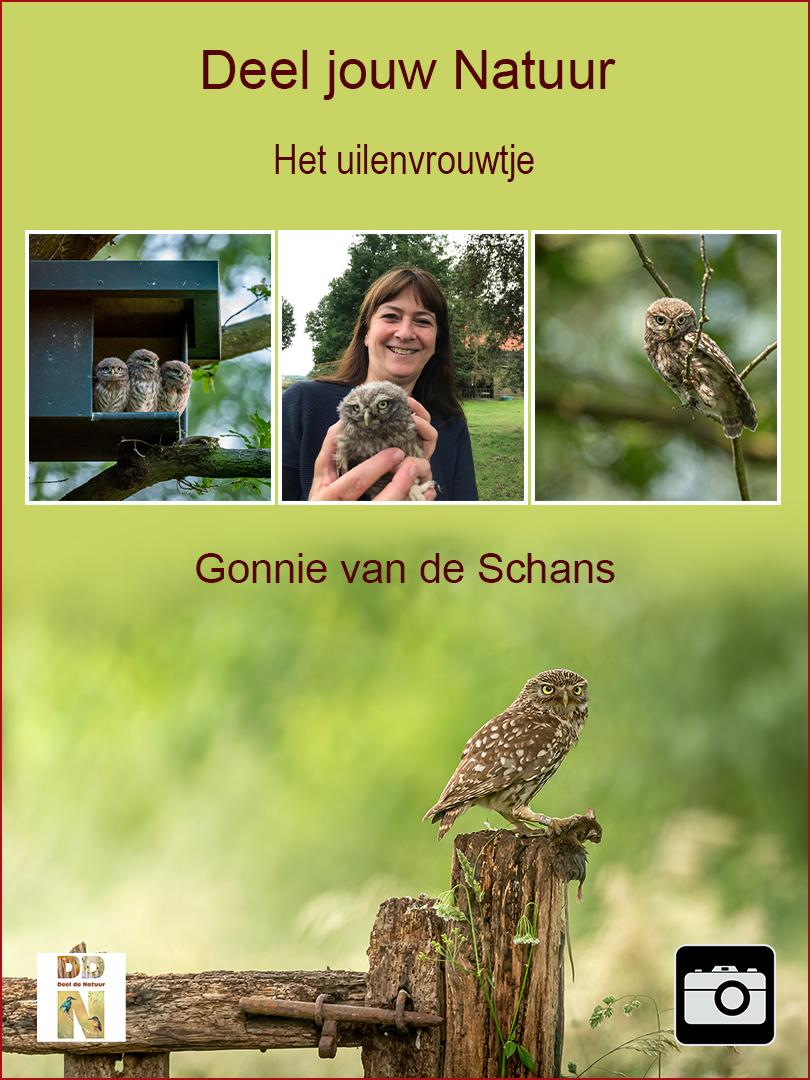 Gonnie van de Schans - het uilenvrouwtje spotlight